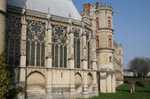 France, castle of  Saint Germain en Laye — Stock Photo