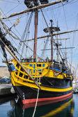 France, picturesque city of Saint Malo in Bretagne — Foto Stock