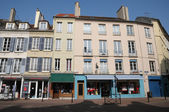France, the city of Saint Germain en Laye — Stock Photo