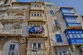 Malta, the picturesque city of Valetta — Stock Photo