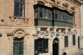 Malta, a pitoresca cidade de valetta — Fotografia Stock