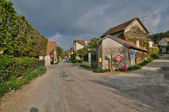 France, the village of Giverny in Eure — Stockfoto