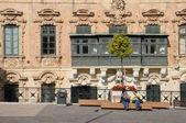 マルタ、バレッタの美しい都市 — ストック写真