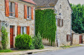 France, the picturesque village of Fremainville in Val d Oise — Stock Photo