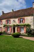 France, the picturesque village of Wy dit Joli Village — Stock Photo
