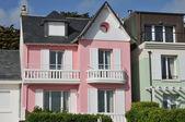 Picturesque city of Pornichet in Loire Atlantique — Stockfoto