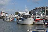 City of Saint Nazaire in Loire Atlantique — Stock Photo