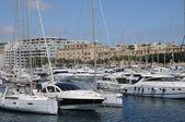 马耳他瓦莱塔风景如画的海湾 — 图库照片