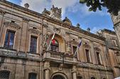 Malta, the picturesque city of Mdina — Stock Photo