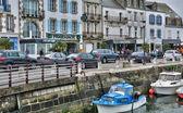 Picturesque city of Le croisic in Loire Atlantique — Stock Photo
