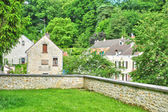 France, the picturesque village of Boisemont  — Stock Photo