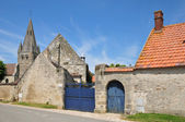 France, the picturesque village of Gadancourt  — Stock Photo