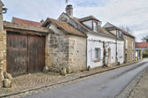 France, the picturesque village of Themericourt  — Stock Photo