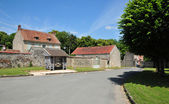 France, the picturesque village of Gadancourt  — Stock Photo