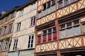 Normandie, the picturesque city of Rouen   — Stock Photo