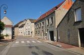 France, the picturesque village of Arnouville les Mantes  in les — Stock fotografie