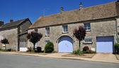 France, the picturesque village of  Le Bellay en Vexin — Stockfoto