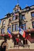 Bas rhin, la pintoresca ciudad de saverne en alsacia — Foto de Stock
