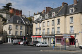France, the picturesque city of Pontoise  — Stock Photo