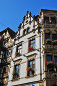 Bas Rhin, the picturesque city of Saverne in Alsace — Stock Photo
