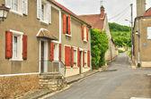франция, живописной деревне ветёй — Стоковое фото