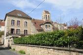 Ile de France, the picturesque village of Auvers sur Oise — Stock Photo