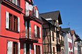 Alsace, the picturesque city of Strasbourg in Bas Rhin  — Stock Photo