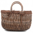 Empty wicker basket — Stock Photo #13156603