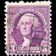 American post stamp — Stock Photo #15697553