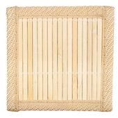 Wooden table coaster — Stock Photo
