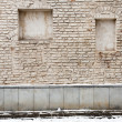 Old street wall — Stock Photo #21501209