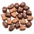 Assorted chocolate candies — Stock Photo #22895904