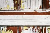 White peelin paint — Stock Photo