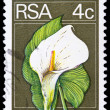 Post stamp from South Africa Republic — Foto Stock