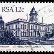 Post stamp from Republic of South Africa, — Stock Photo #28265763