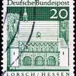 German post stamp — Stock Photo #29370953