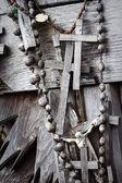 Colina de las cruces — Foto de Stock