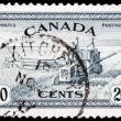 Canadipost stamp — Stock Photo #32653999
