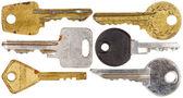 Set of old keys — ストック写真