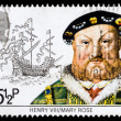 Post stamp from Great Britain — Stock Photo #41751849
