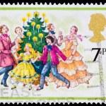 estampilla de correos de Gran Bretaña — Foto de Stock   #43301025