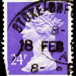 Post stamp from Great Britain — Stock Photo #44138589