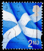 Post stamp from Great Britain    — Stockfoto