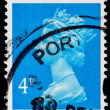 Post stamp from Great Britain — Foto Stock #45527227