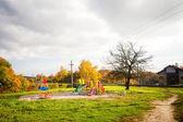 Parque infantil — Fotografia Stock