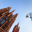 St. Anne's Church towers — Stock Photo #50121583