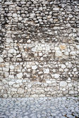 Wall of stones — Stock Photo