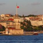 Постер, плакат: Maidens Tower II Istanbul Turkey