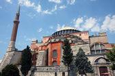 Rear view of Ayasofya, İstanbul — Stock Photo