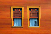 Turkish traditional house detail — Stock Photo